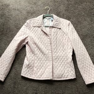 Real Clothes Quilted Jacket size 8